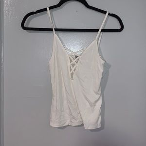 V Neck Super Soft Tank - NWOT